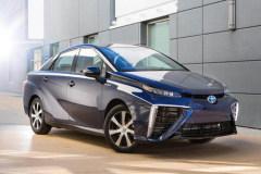 聽說豐田發明了一款氫燃料電池車?