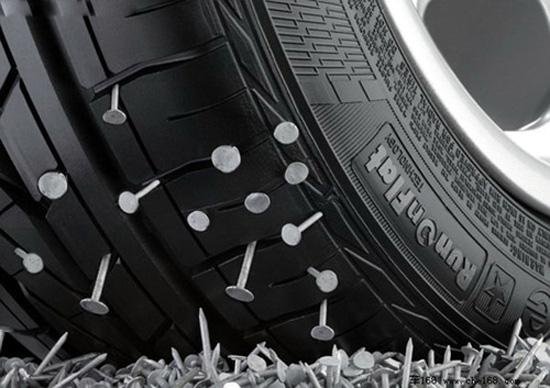 缺气保用轮胎