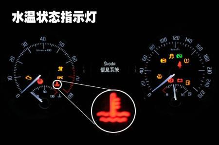 一目了然 汽车仪表盘上指示 警示 故障图标全解高清图片