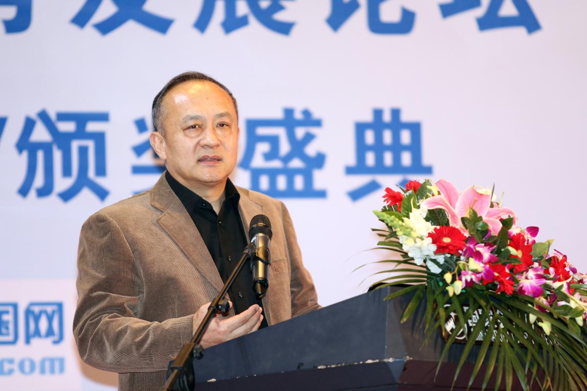 中国汽车工业协会技术部主任 于光先生.JPG