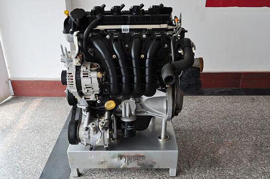 全铝发动机
