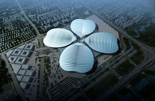 上海虹桥展馆