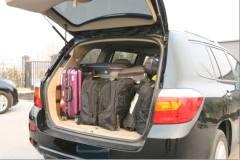 车上有哪些必备的物品?