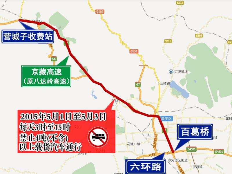 京藏高速公路