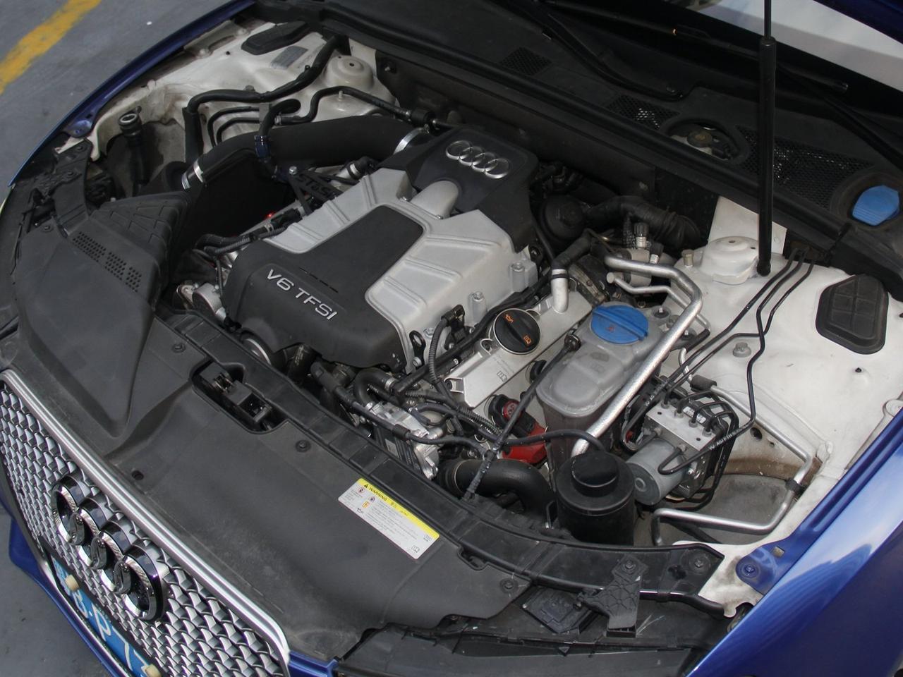 奥迪S5改装