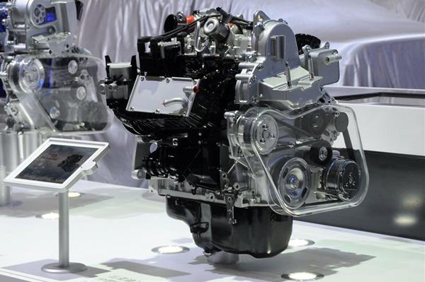 比亚迪1.2T发动机