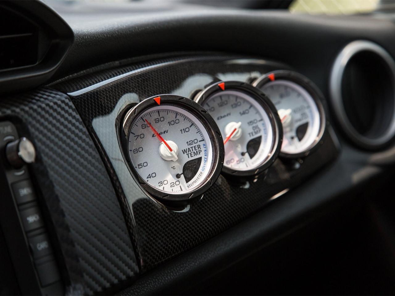 丰田86 改装