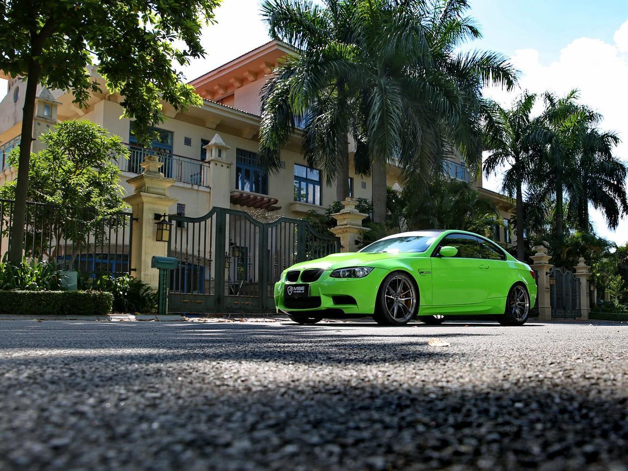 BMW M3 改装