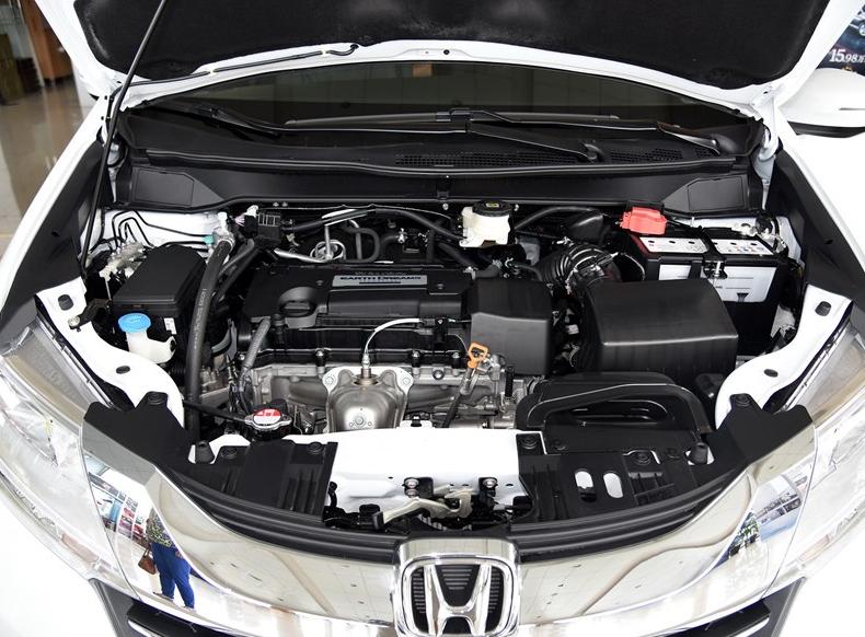 4l自然吸气发动机是本田的地球梦技术,拥有186匹马力与243扭米的扭矩图片