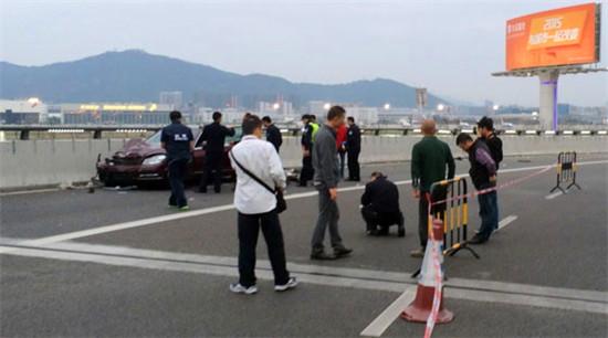 深圳机场9死24伤事故