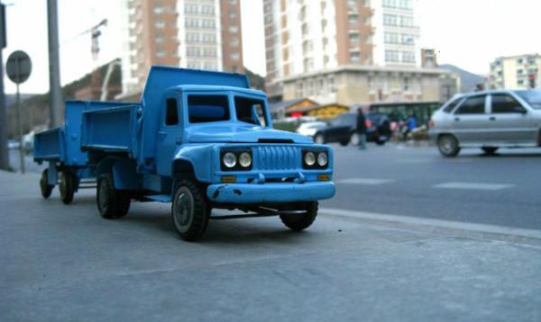 1984年的东风卡车