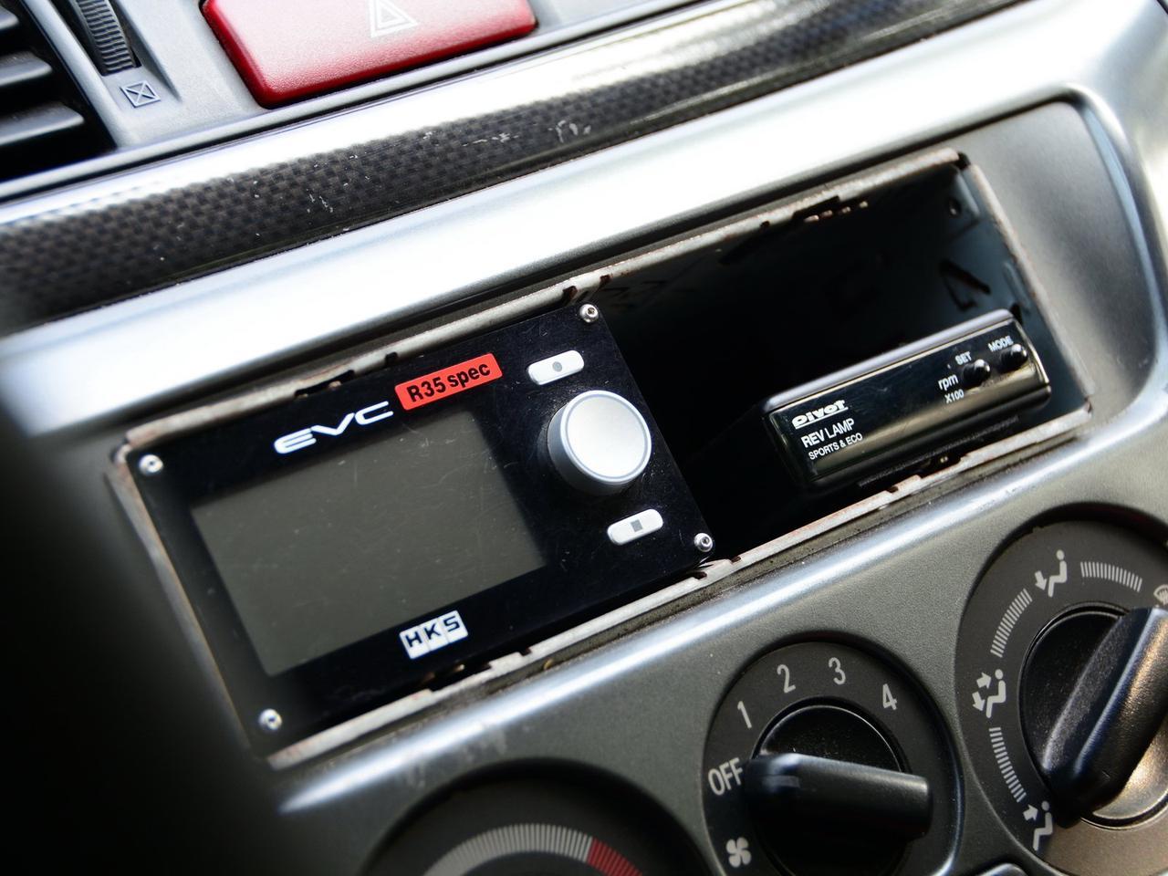 三菱EVO 改装