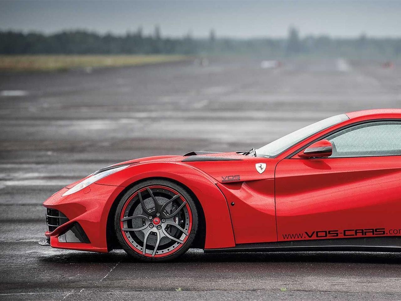 F12 Berlinetta 改装