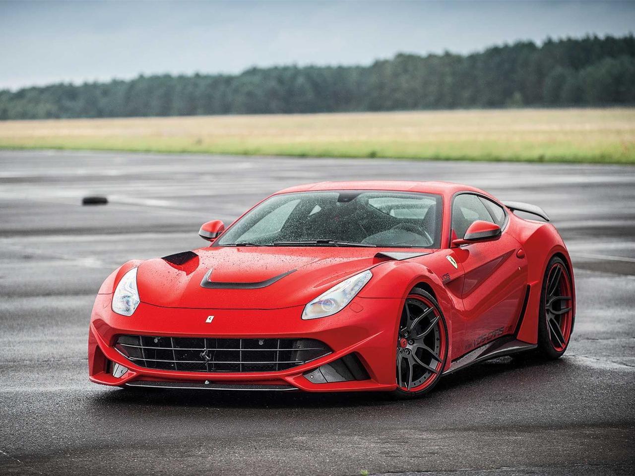 Ferrari F12 Berlinetta 改装