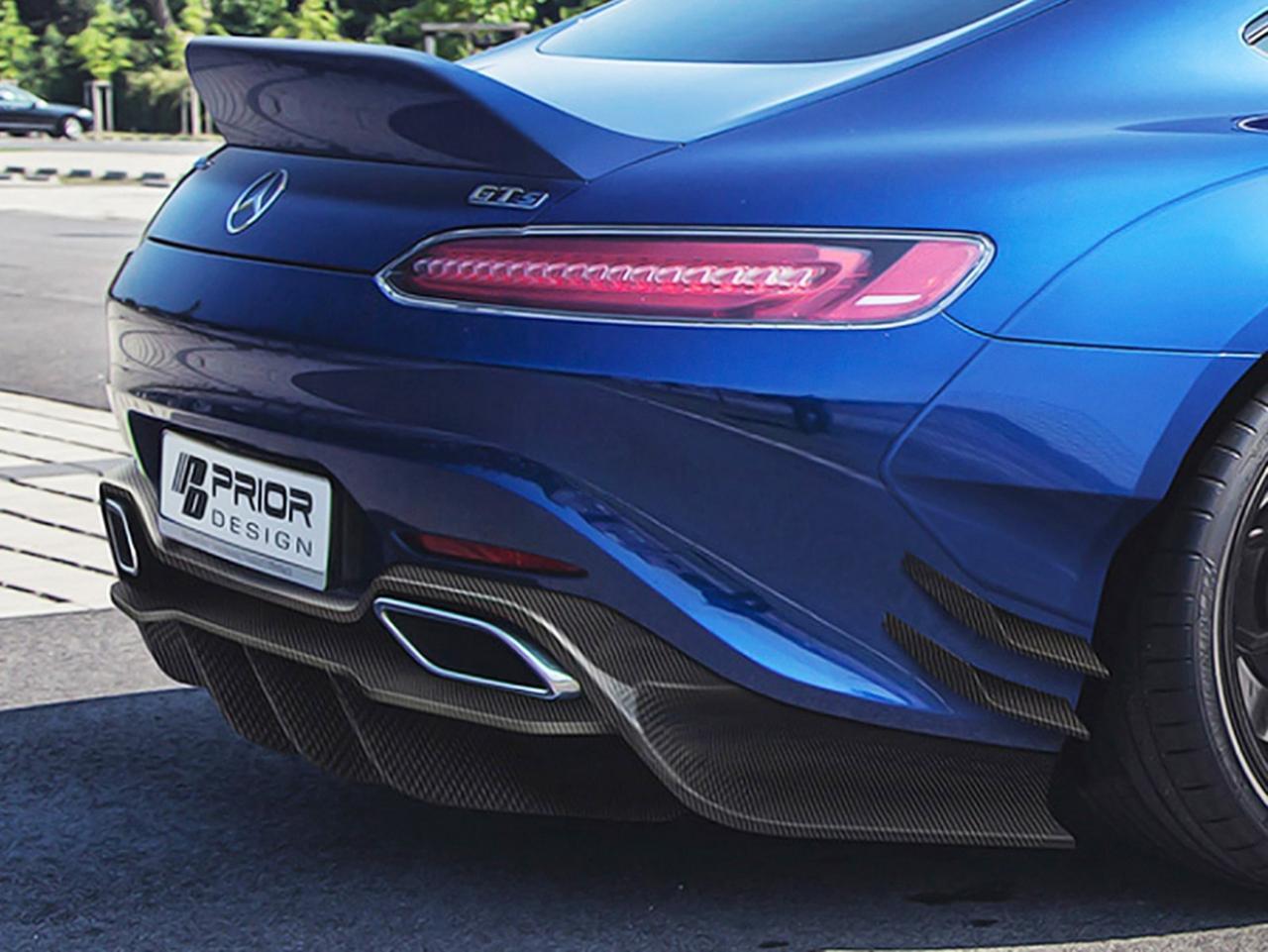 AMG GT 改装