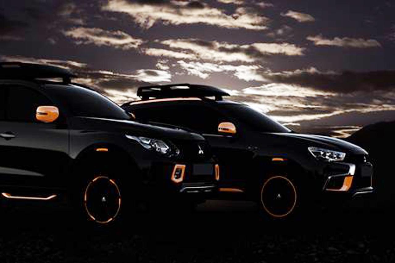 三菱新车设计