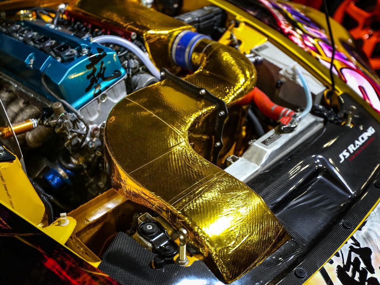 J's Racing 东京改装展 本田改装 飞度FitGT-2  S2000