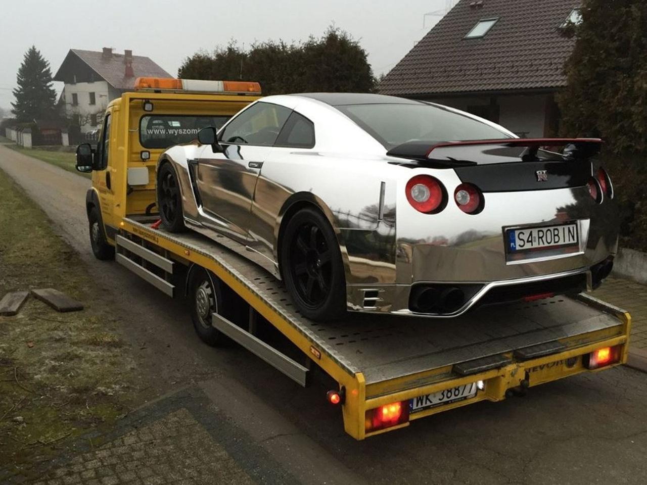 日产 GT-R 改装