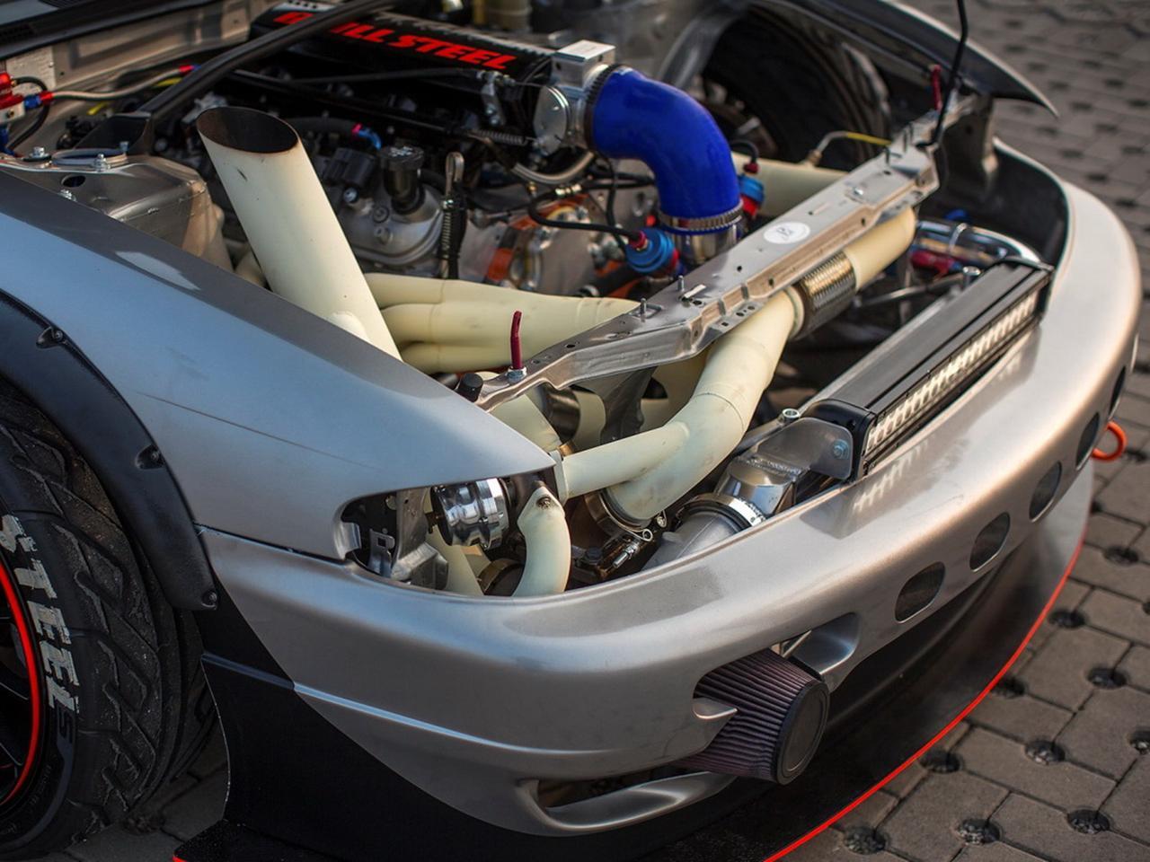 2JZ-GTE引擎