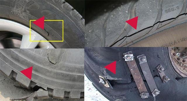 关于轿车的真空胎原理和自行车图片