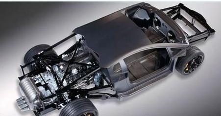 宝马I3碳纤维