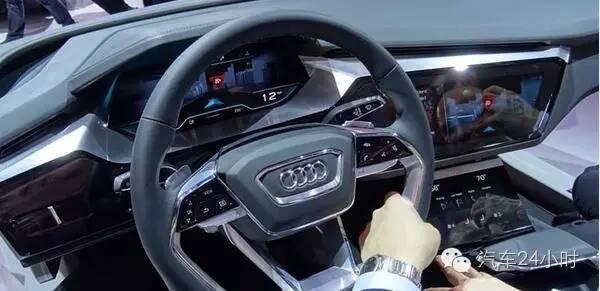 奥迪自动驾驶技术
