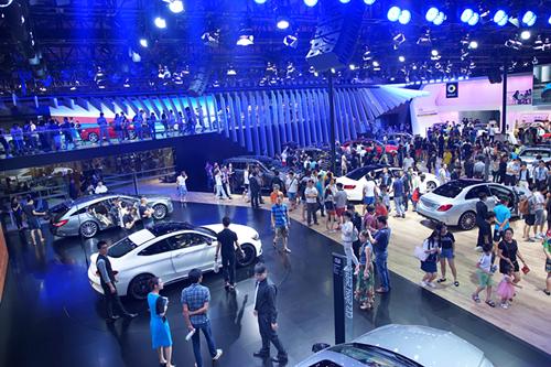 2016深圳国际车展,即将盛大开幕高清图片