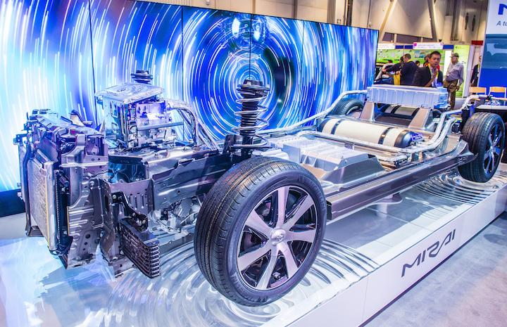 这注定是一场氢动能汽车