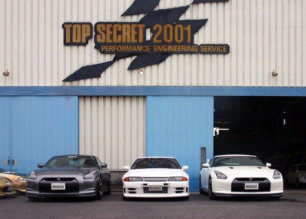 日本Top Secret最擅长哪方面改装?