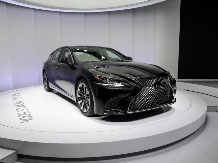 上海車展上最值得期待的5款即將上市的新車