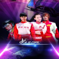 玲珑轮胎女子赛车队